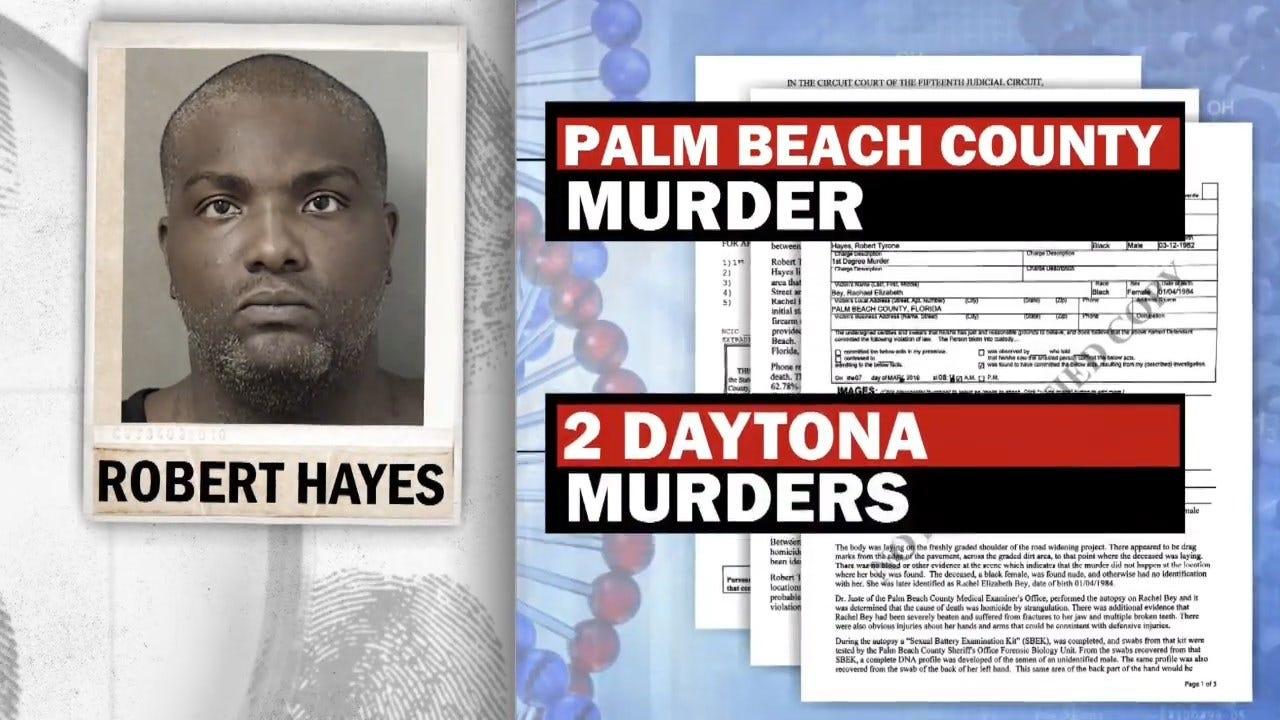 Genetic Genealogy Leads To Arrest Of 'Daytona Serial Killer' Suspect, Officials Say