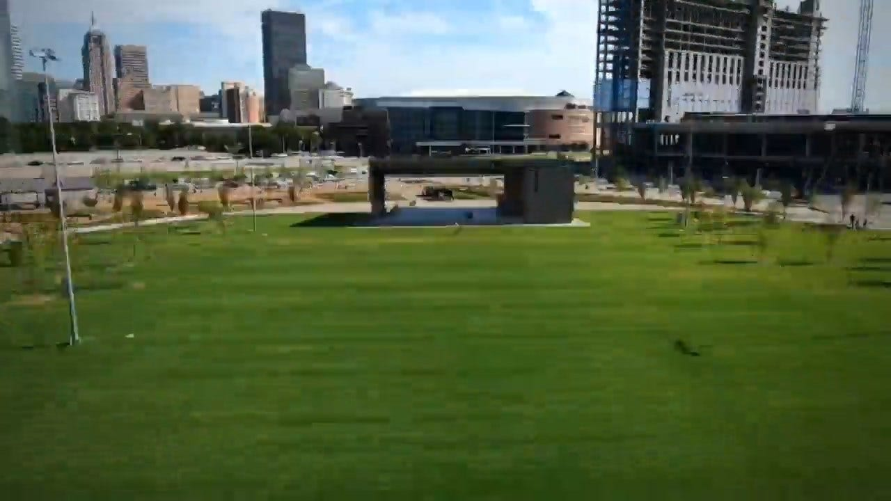 History Of Creating Green Spaces In Oklahoma City