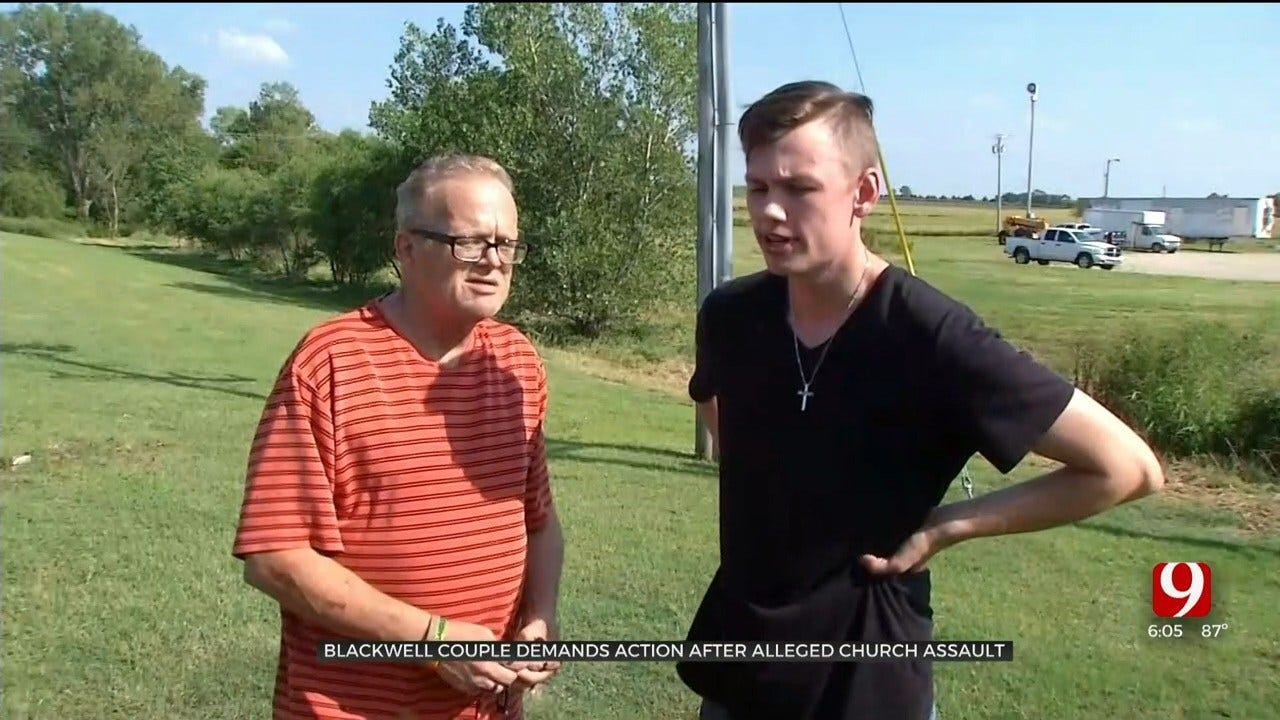 Same-Sex Couple Demands Action After Alleged Attack By Oklahoma Church Group