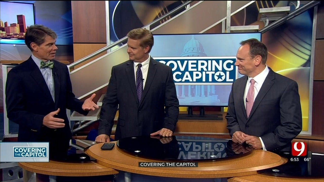 Covering The Capitol: State Department Of Health On The Road To Recovery?