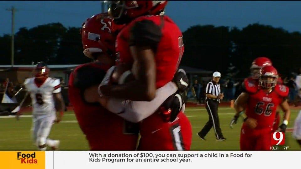 High School Football Roundup: Del City Vs. Carl Albert