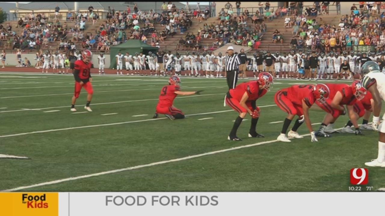 High School Football Roundup: Mustang Vs. Edmond Santa Fe