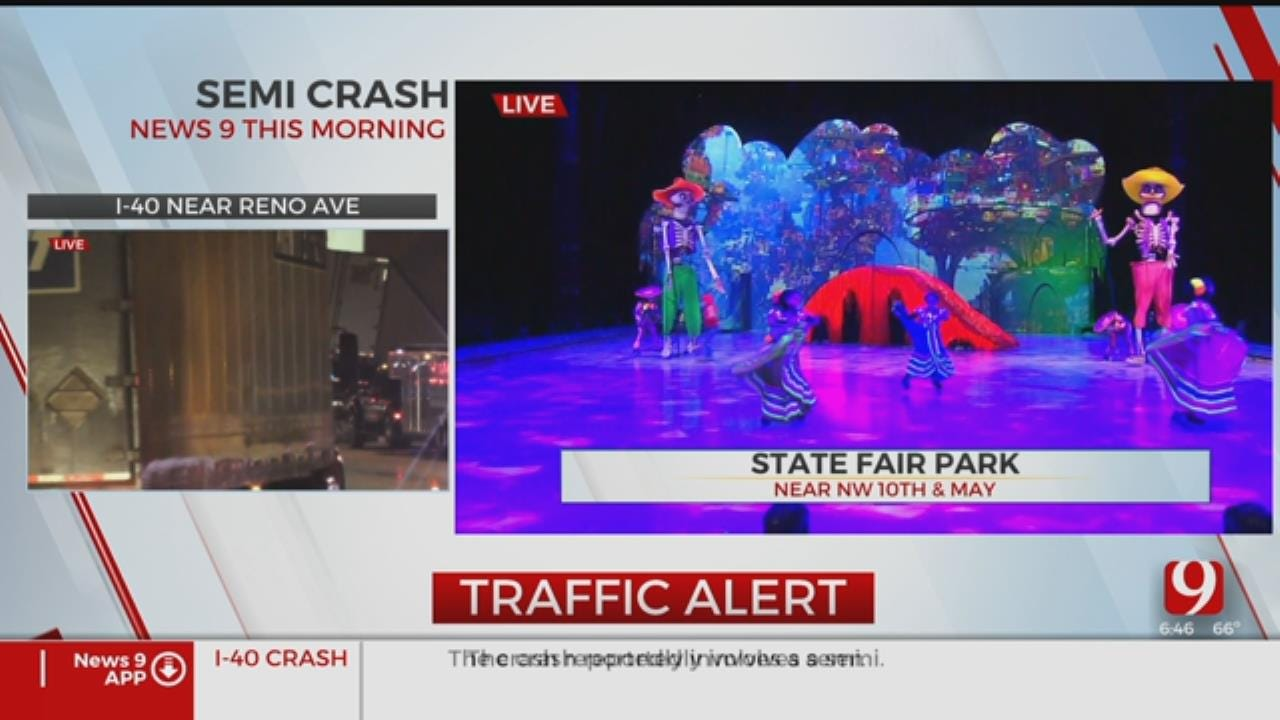News 9's Caleb Califano Gets Preview Of Disney On Ice At The State Fair