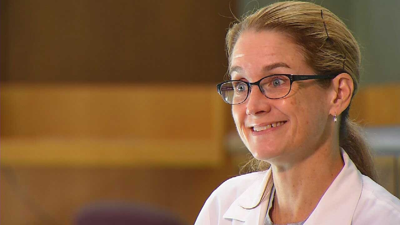 Oklahoma Doctor's Rare Specialty Helps Lupus Patients Become Mothers