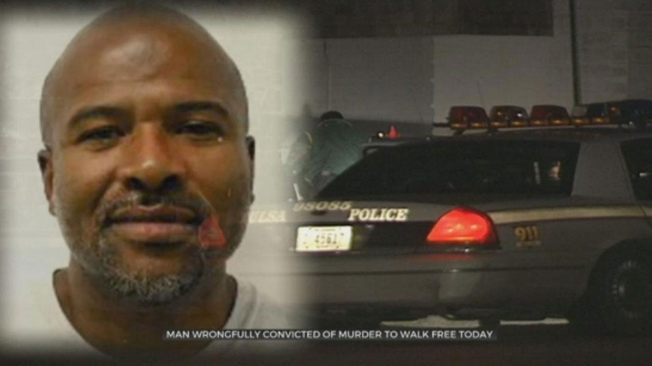 Okla. Man Wrongfully Convicted Of Murder To Walk Free