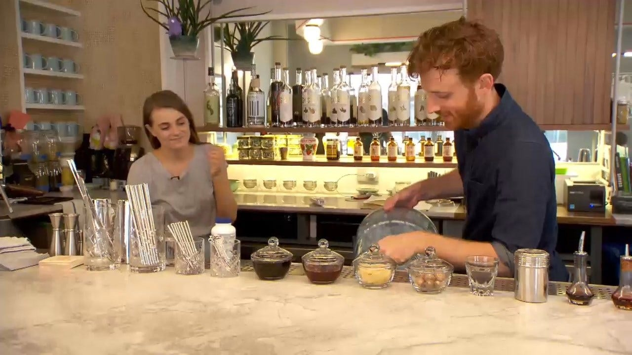 Bars Without Alcohol Grow In Popularity