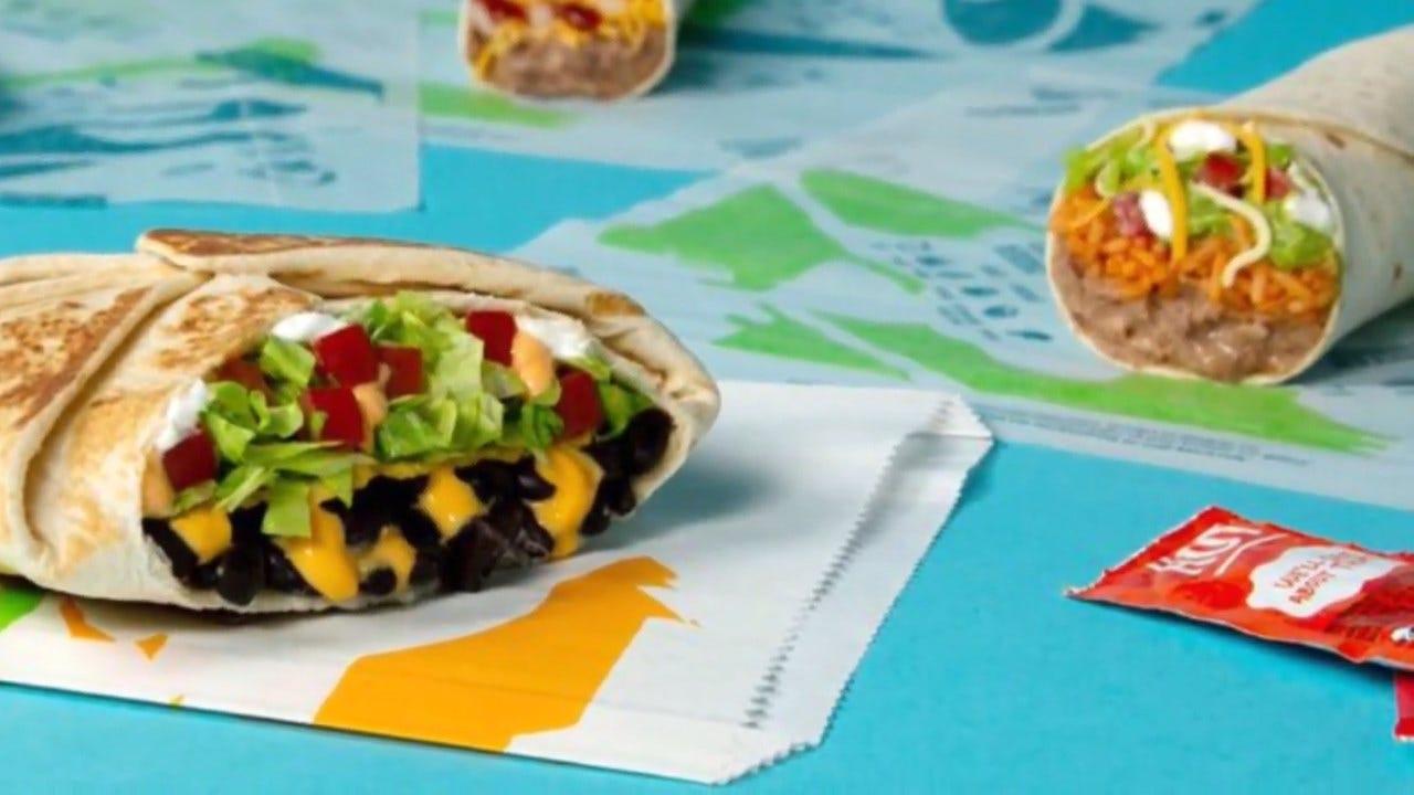 Taco Bell Adds Dedicated Vegetarian Menu Nationwide