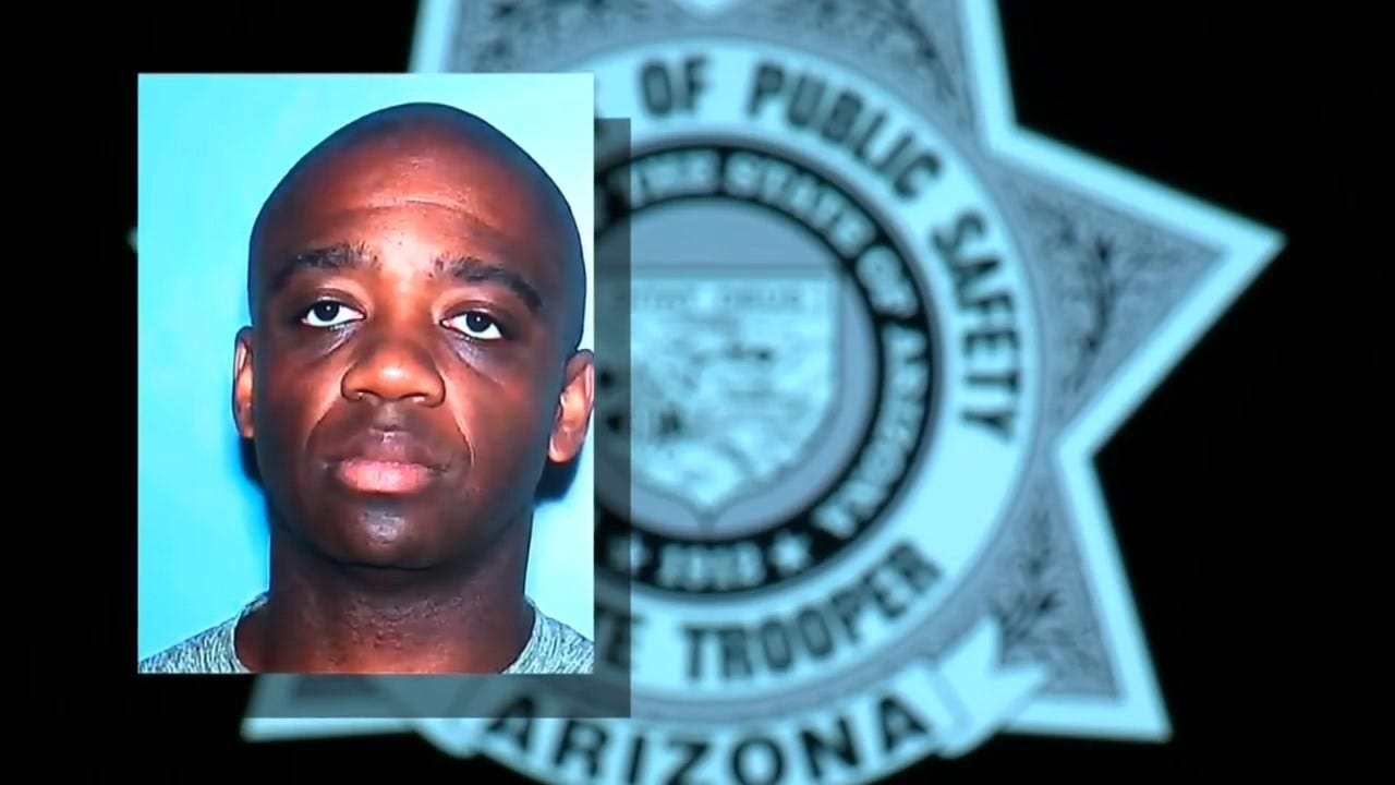 Arizona State Trooper Arrested On 61 Counts Of Sex-Related, Kidnapping And Fraud Charges