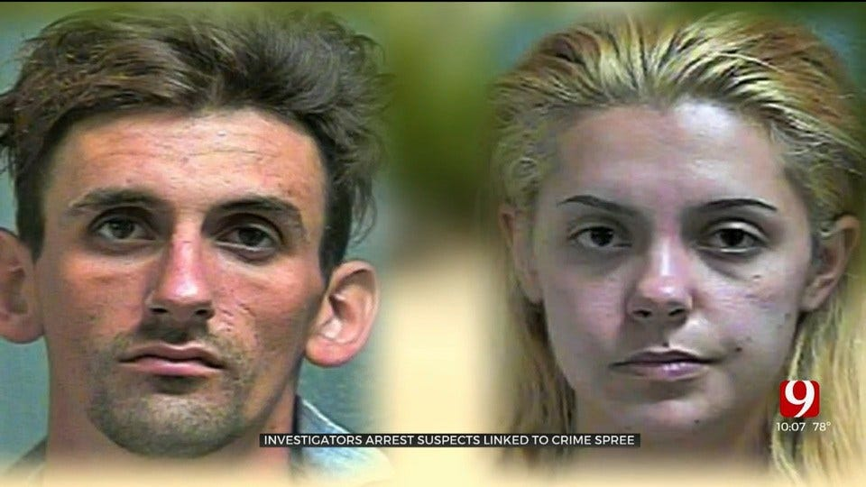 Logan County Manhunt Ends After Homeowner Holds Suspect At Gunpoint
