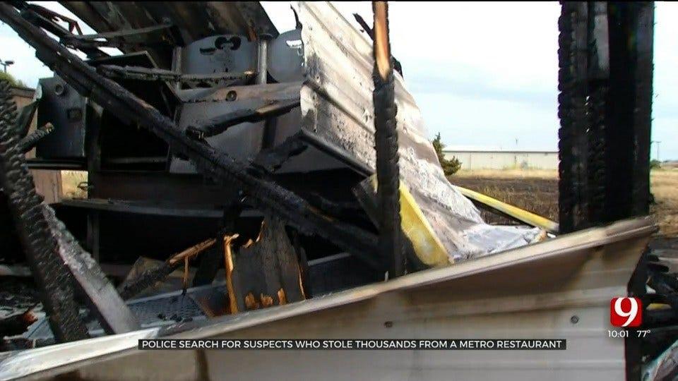 OKC Business Closed Temporarily Due To Fire Burglarized