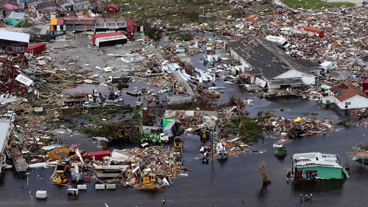 WATCH: Hurricane Dorian's Aftermath, Recovery In The Bahamas
