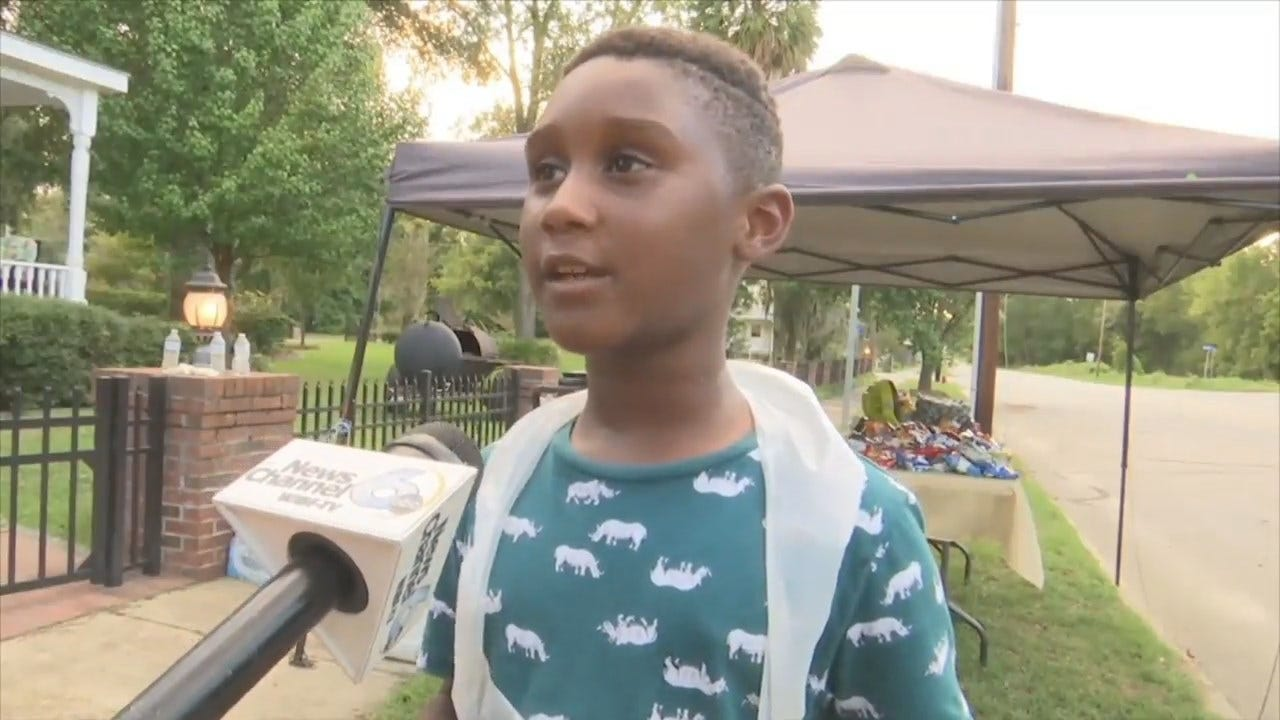 6-Year-Old Boy Uses Money Saved For Disney Trip To Help Hurricane Dorian Evacuees