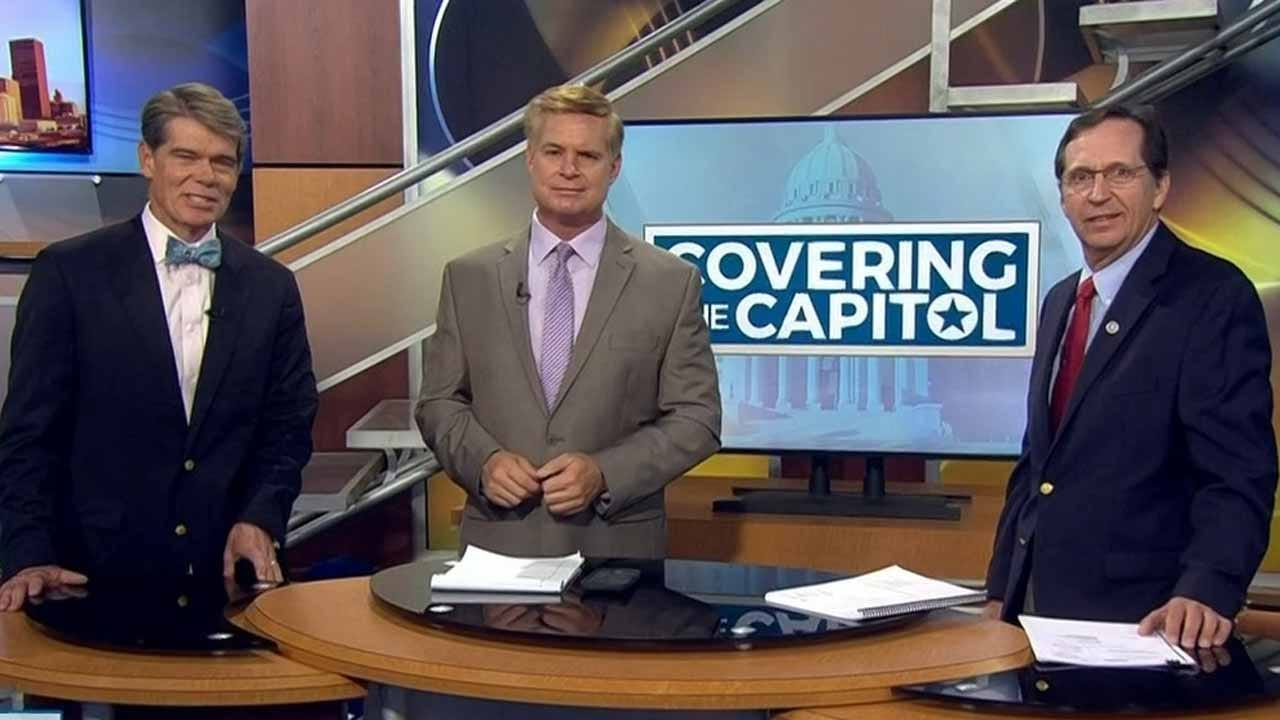Covering The Capitol: The Debate Permitless Or Constitutional Cary