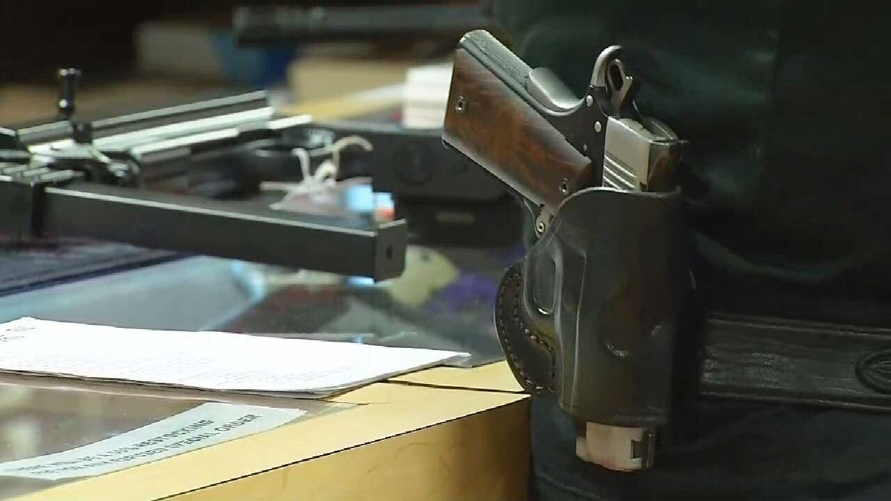 Edmond Police To Host Meeting On Permitless Carry Law