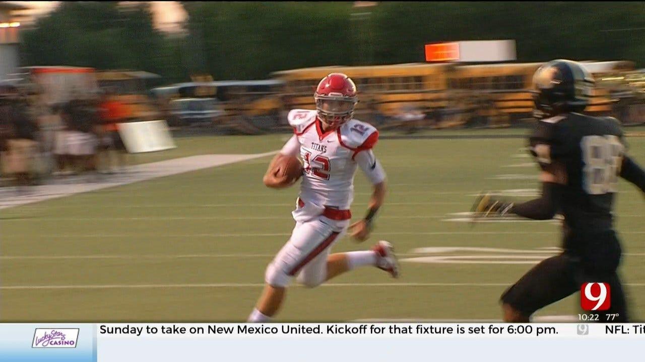 High School Football Roundup: Carl Albert Vs. Midwest City