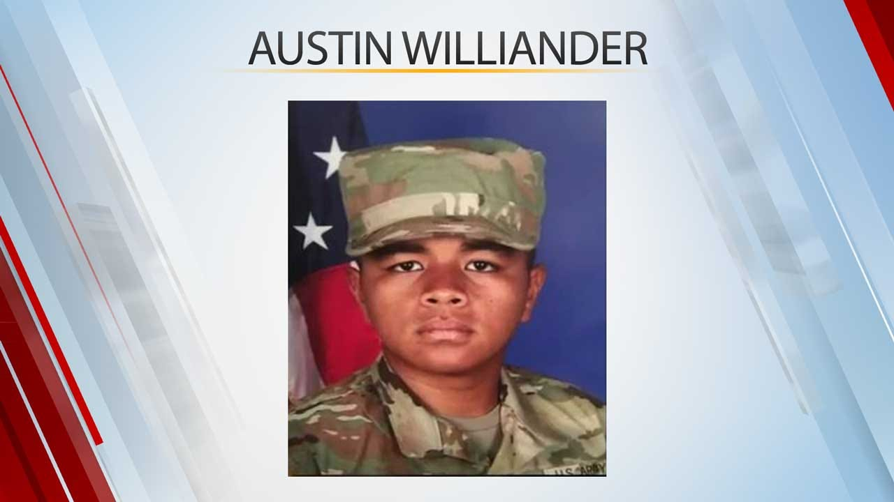 19-Year-Old Soldier Dies During Basic Training At Fort Sill