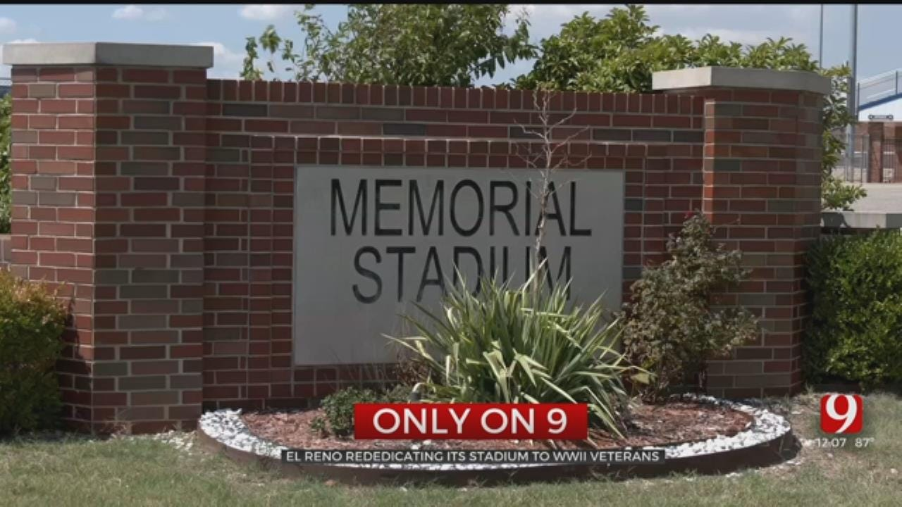 Remembering The 44: The Stories Behind Memorial Stadium In El Reno