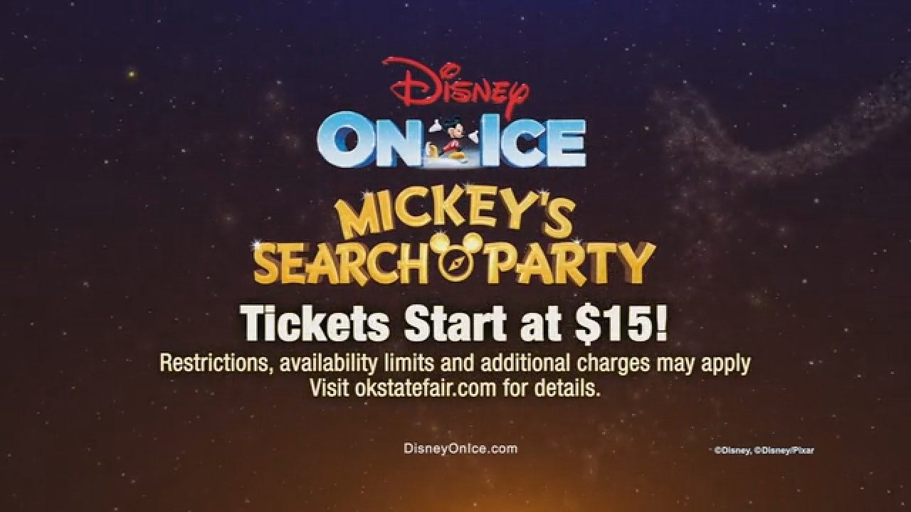 Disney on Ice 1 Video - 09/2019