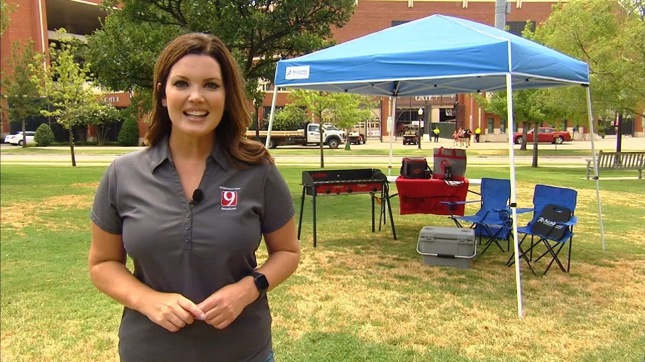 Outdoor Life With Lacie: Tailgating