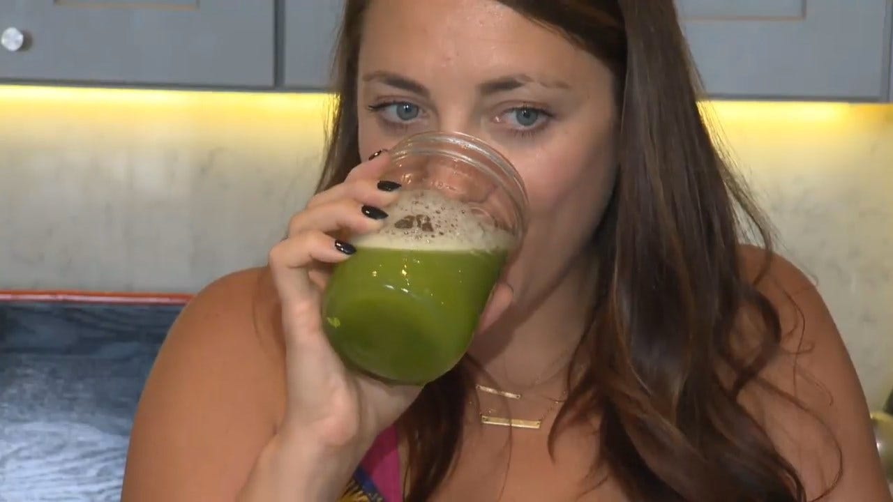 More Talk About Benefits Of New Health Fad, Celery Juice