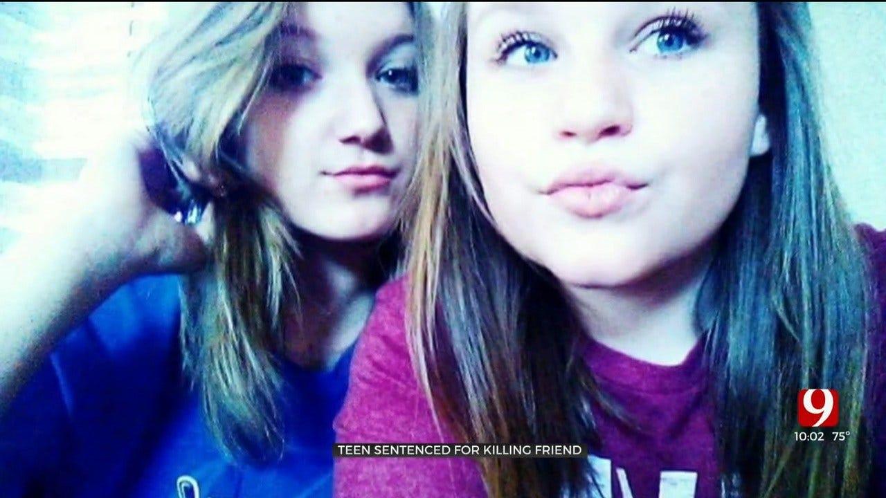 Teen Takes Plea Deal In The Murder Of 16-Year-Old McLoud Girl