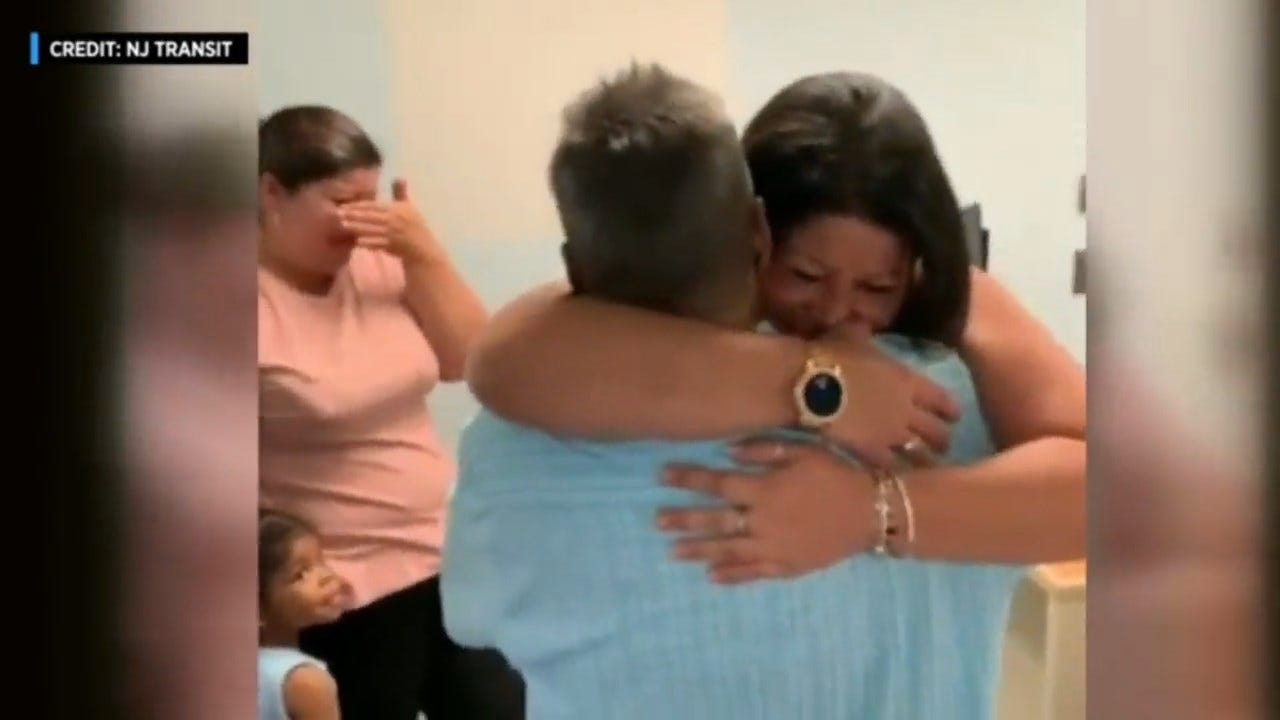 Homeless Man Reunites With Family After 24 Years Apart