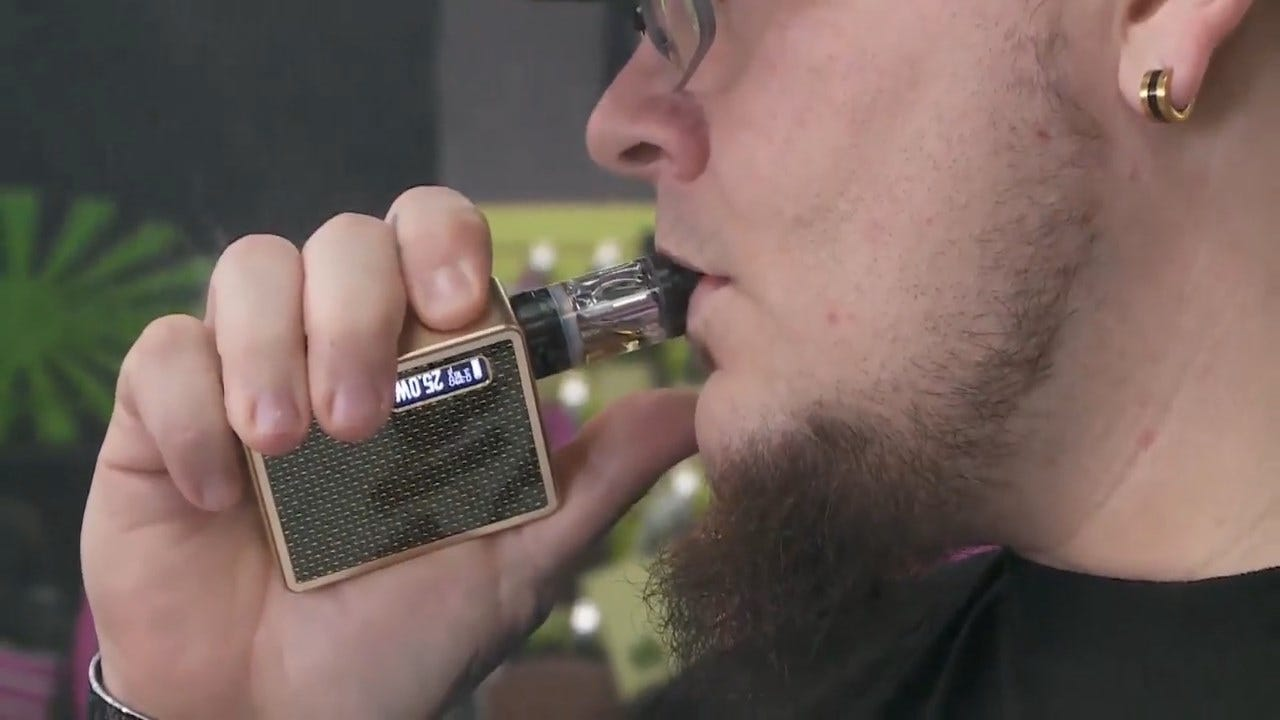 3 States Raise Minimum Age To Purchase Smoking Products As Lung Illness Becomes Prevalent