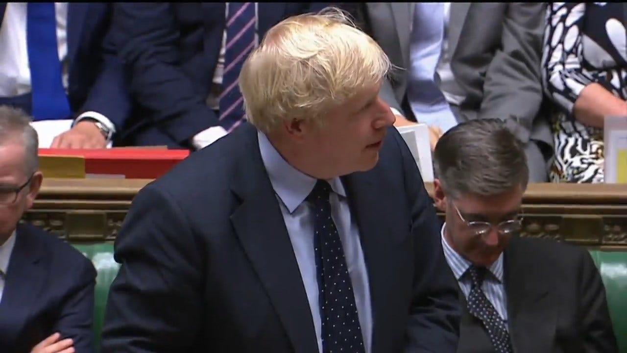 Brexit Turmoil Continues As Lawmakers Defy UK's Boris Johnson