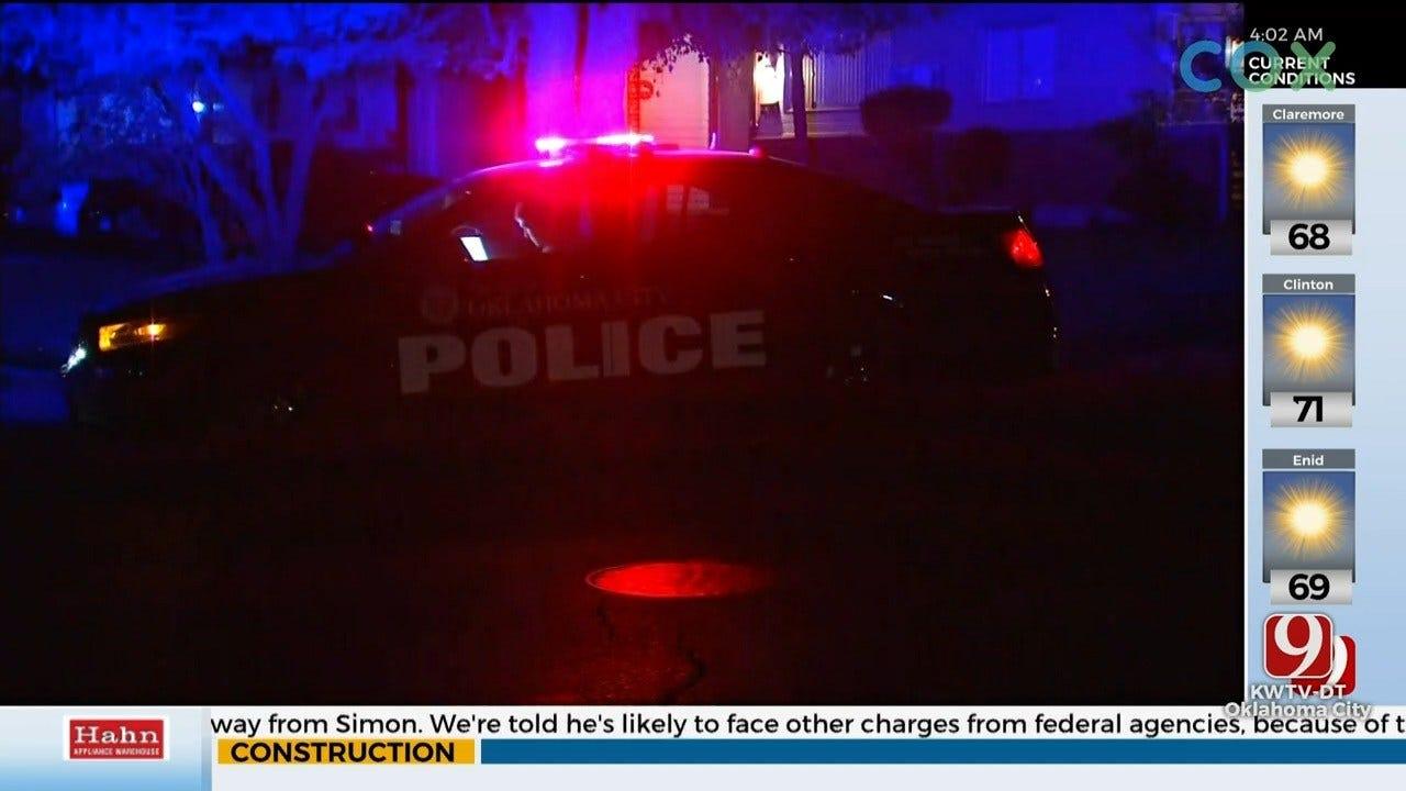 1 In Custody Following Overnight Standoff In SW Oklahoma City