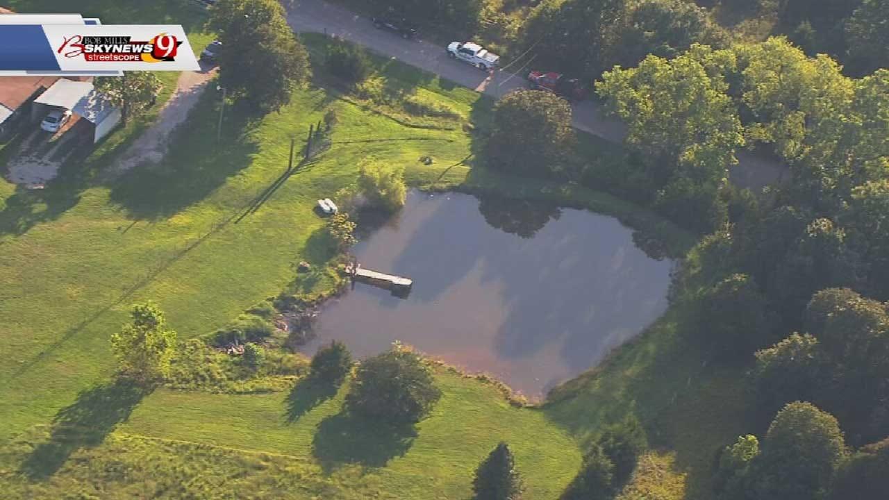 4-Year-Old Dies In Drowning At McLoud Pond