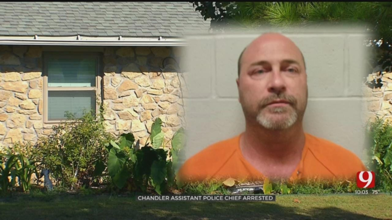 Chandler Assistant Police Chief Arrested, Accused Of Attacking Wife