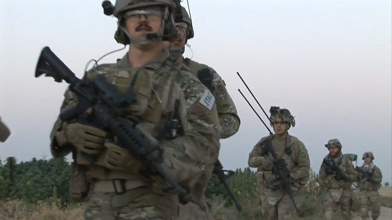 US May Be Close To Reaching Deal With Taliban In Afghanistan