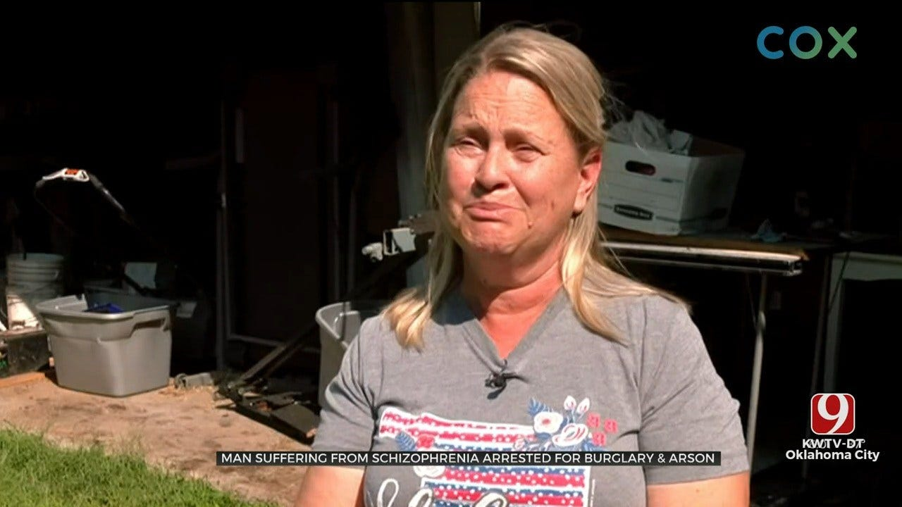 Mom Says Her Son Needs Help Not Jail After Bethany Arson Arrest