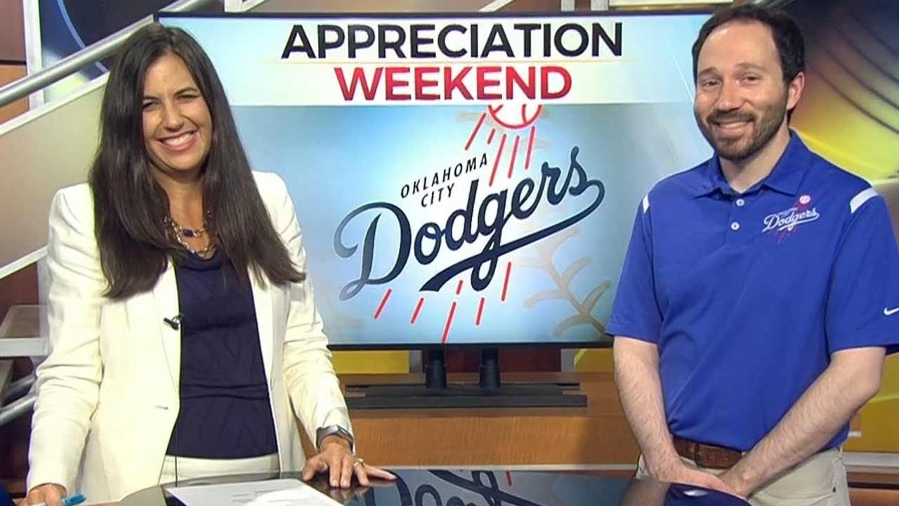 OKC Dodgers Host Fan Appreciation Weekend
