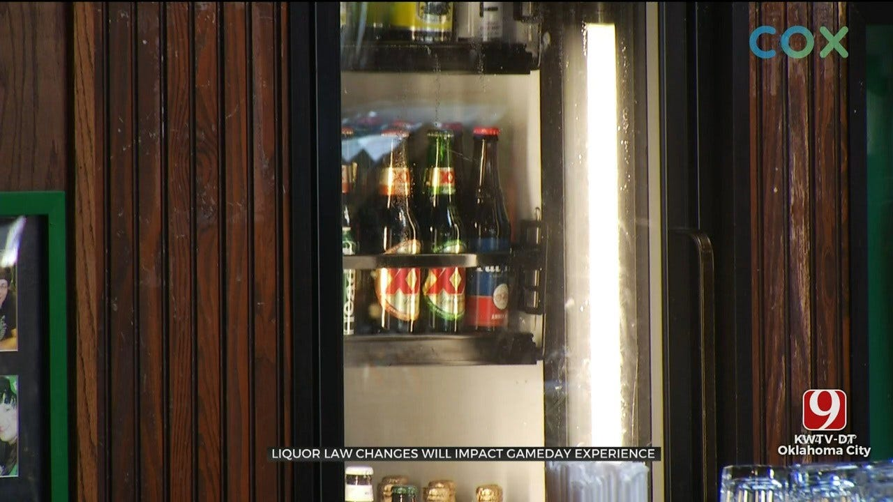 How New Liquor Laws Will Impact Game Day Experiences In Oklahoma