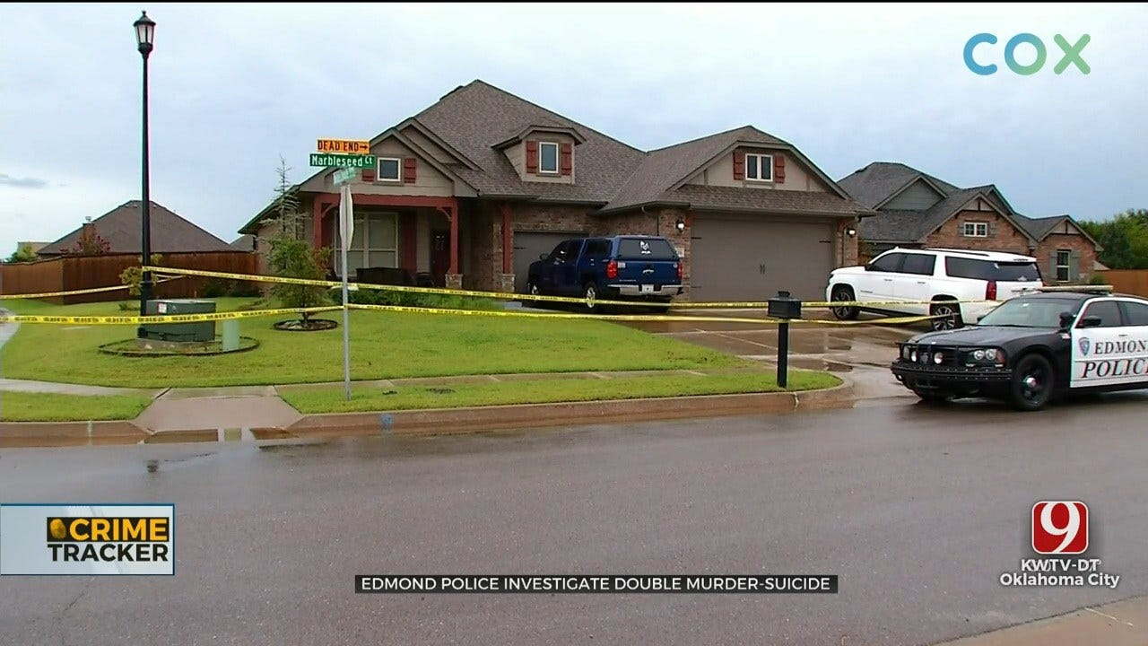3 Dead In Apparent Murder-Suicide In Edmond, Police Say