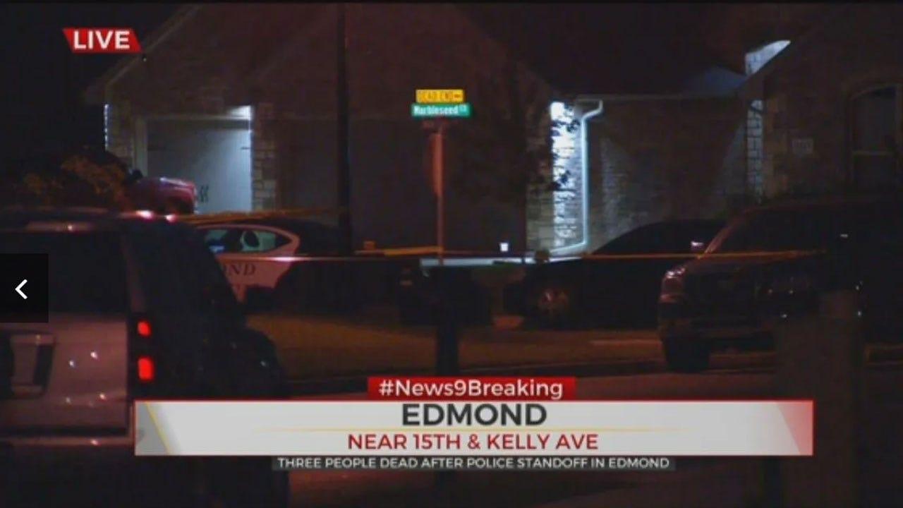 Police: 3 Found Dead Inside Edmond Home