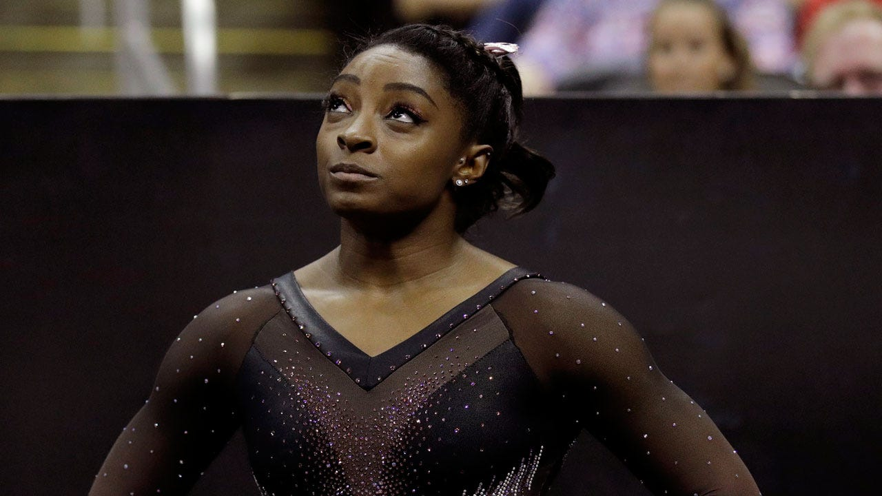 Simone Biles' Brother Charged With 3 Counts Of Murder In Ohio