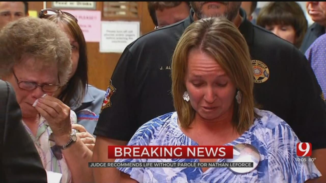 'We Are Disappointed': Logan Co. Deputy's Family Reacts To Convicted Killer's Sentence