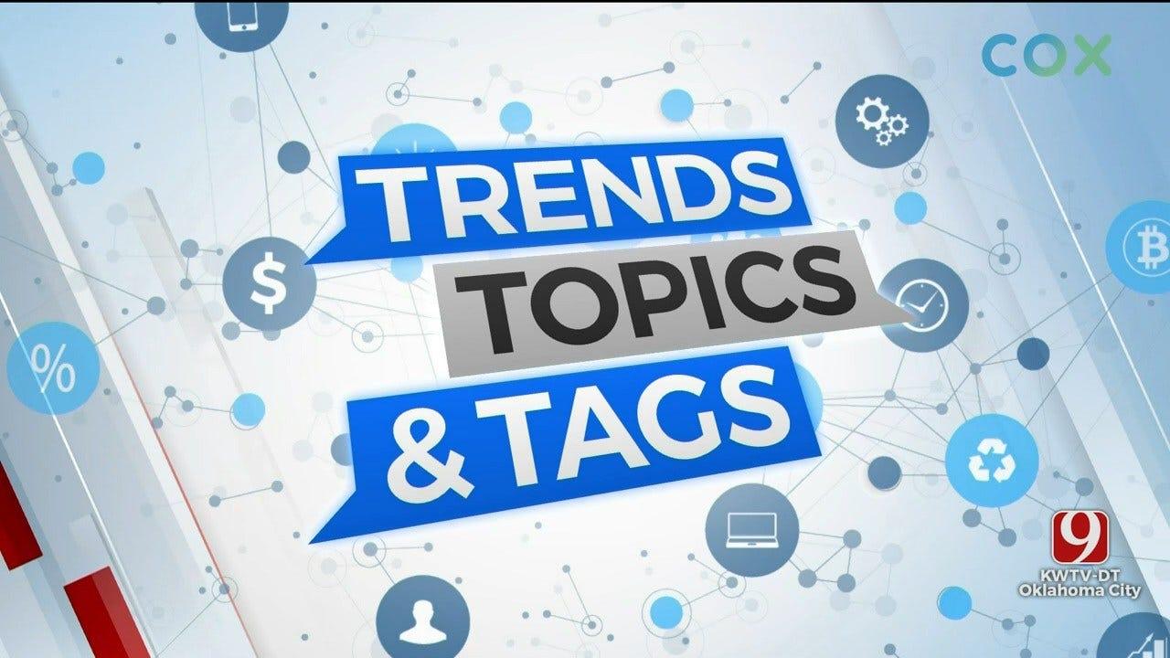 Trends, Topics & Tags: Flight Delay Game