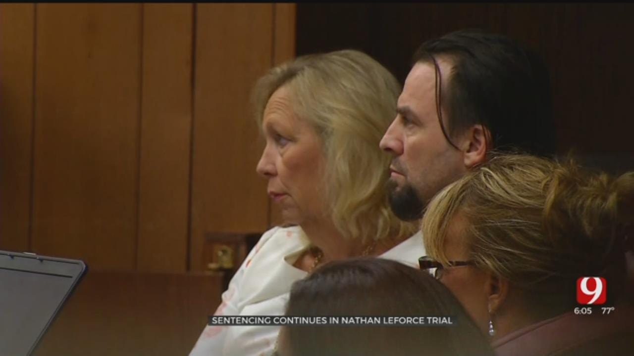 Final Witnesses Testify In Sentencing Trial For Logan County Deputy's Convicted Killer