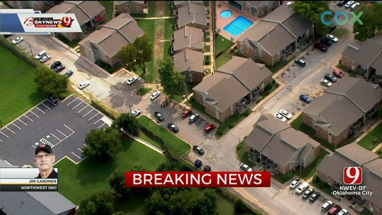 OKC Police Investigating After 1 Person Shot, Transported To Hospital