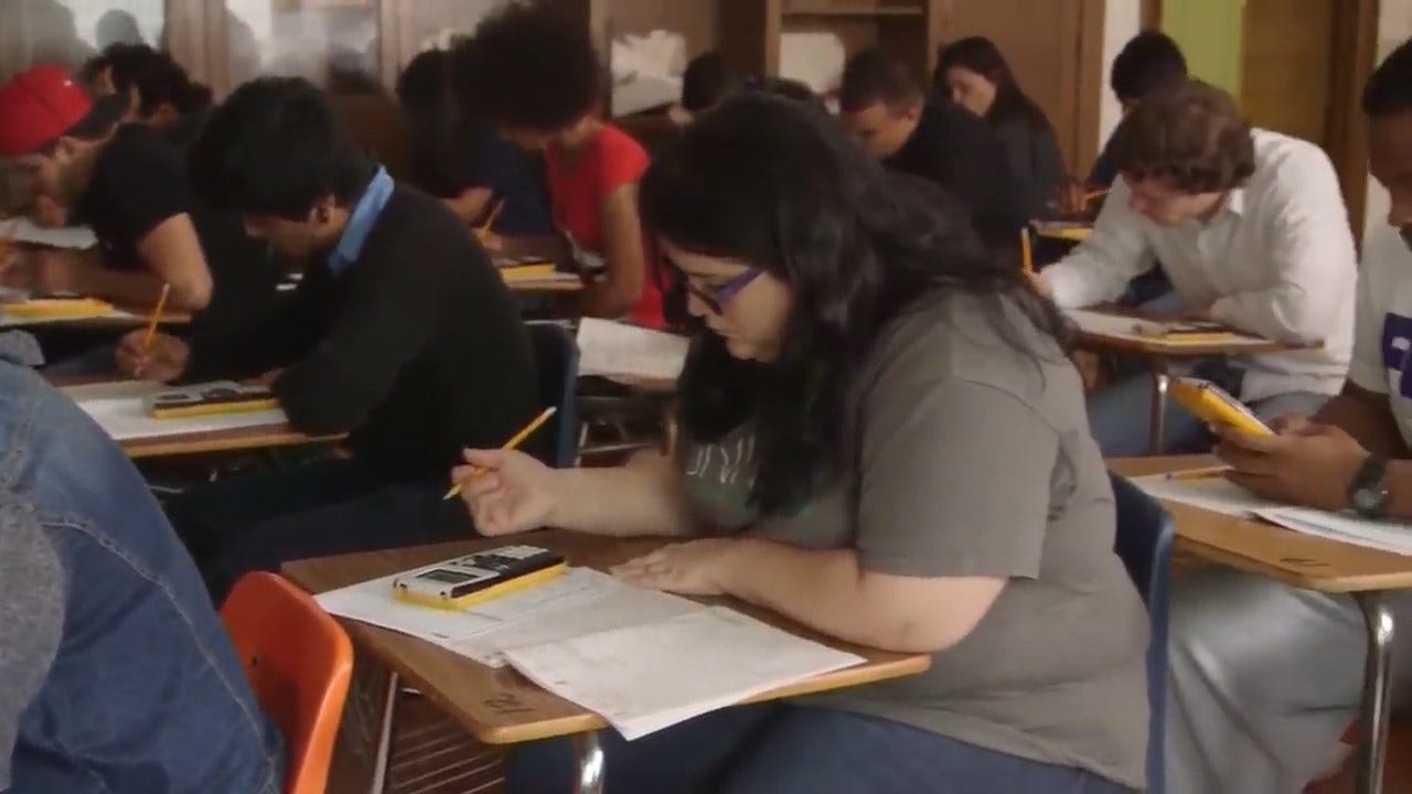 College Board Announces New Plan To Consider Socioeconomic Factors In Admissions