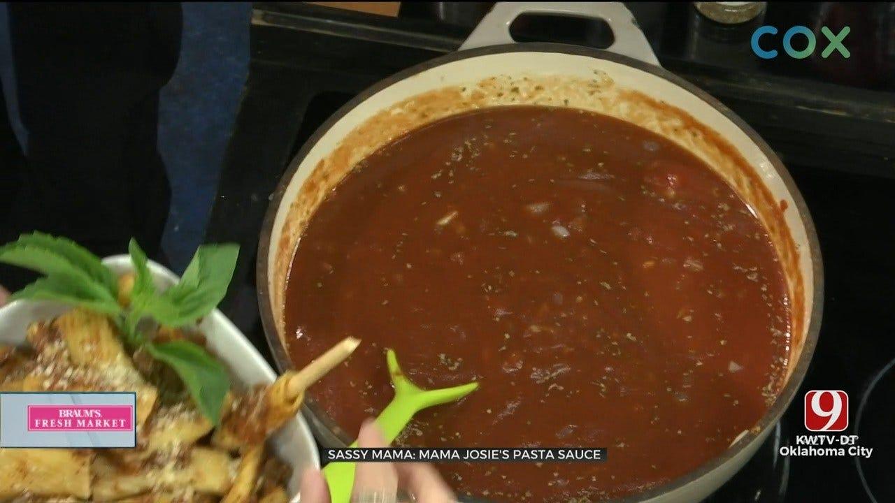 Mama Josie's Pasta Sauce
