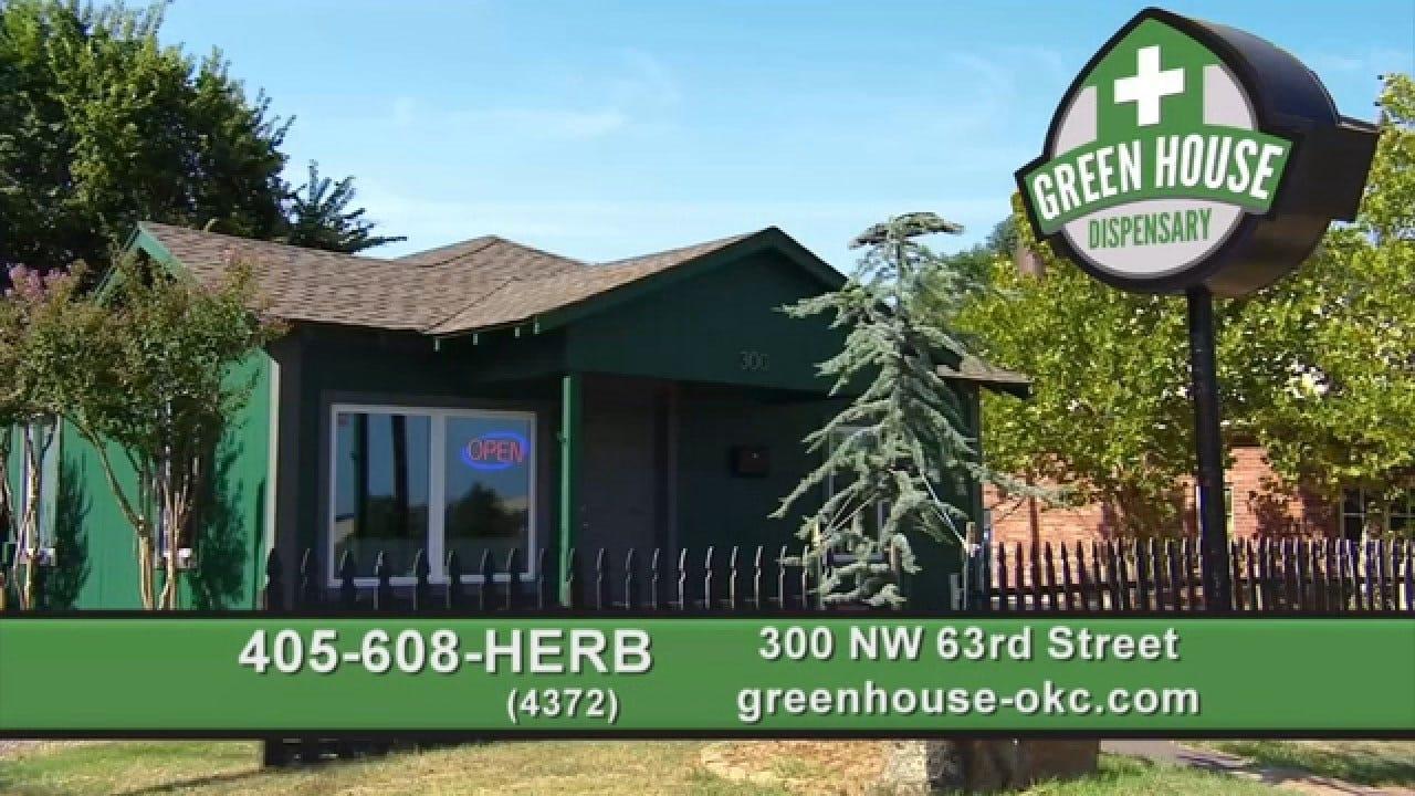 Green House Dispensary Pre-Roll - 08/2019