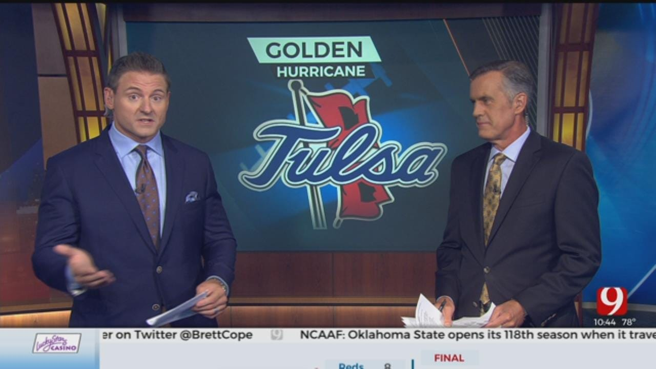 Tulsa Football Breakdown And Michigan State Preview