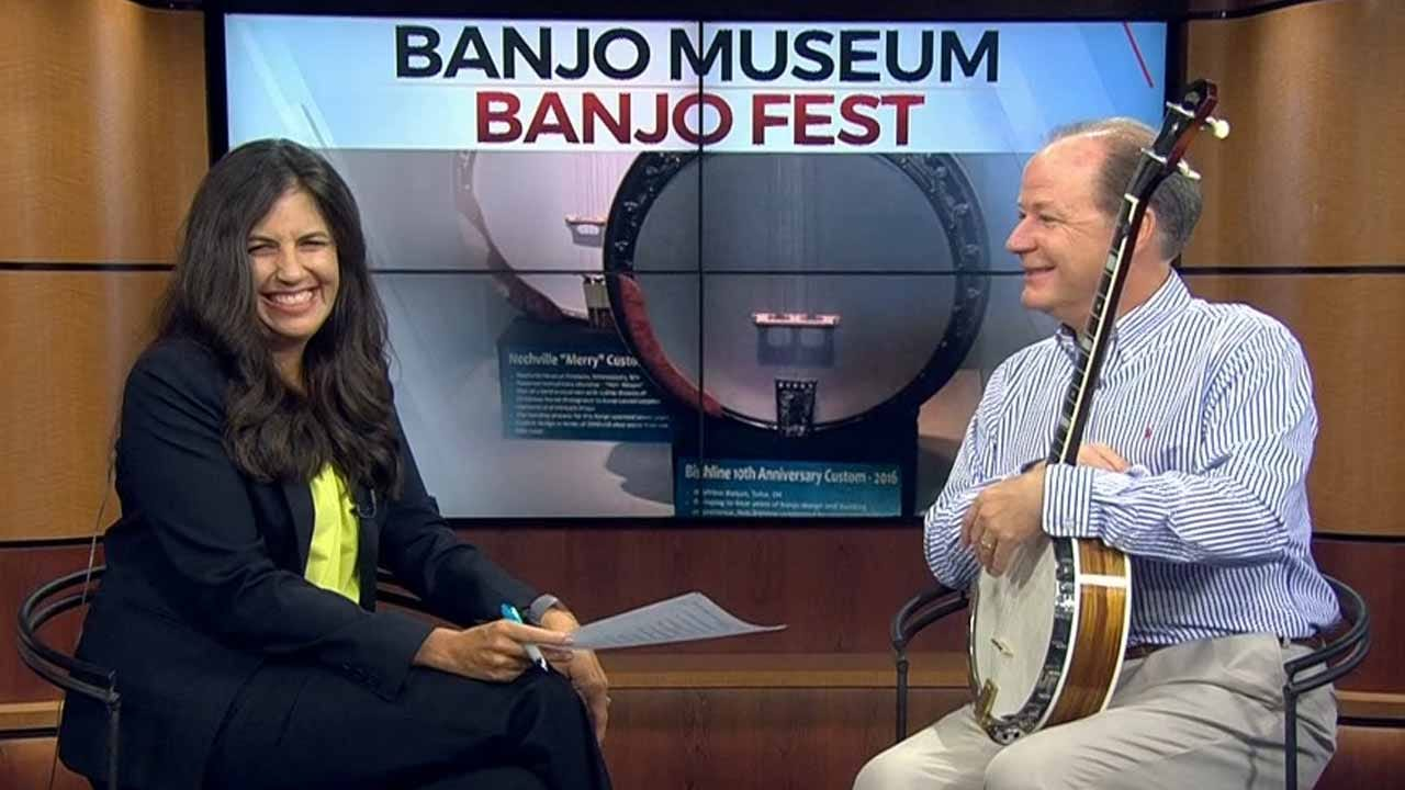 American Banjo Museum To Present Banjo Fest In OKC