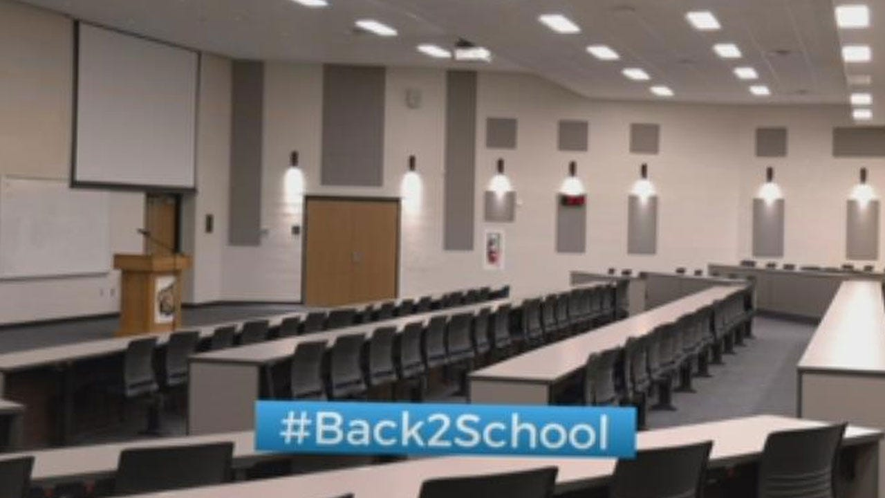Storms Shelters Installed In Every Moore Public School