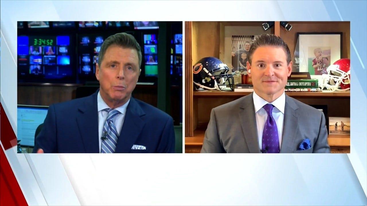 Dean & Dusty Talk Jalen Hurts, Ryan Jones, OSU Football And Baker Mayfield