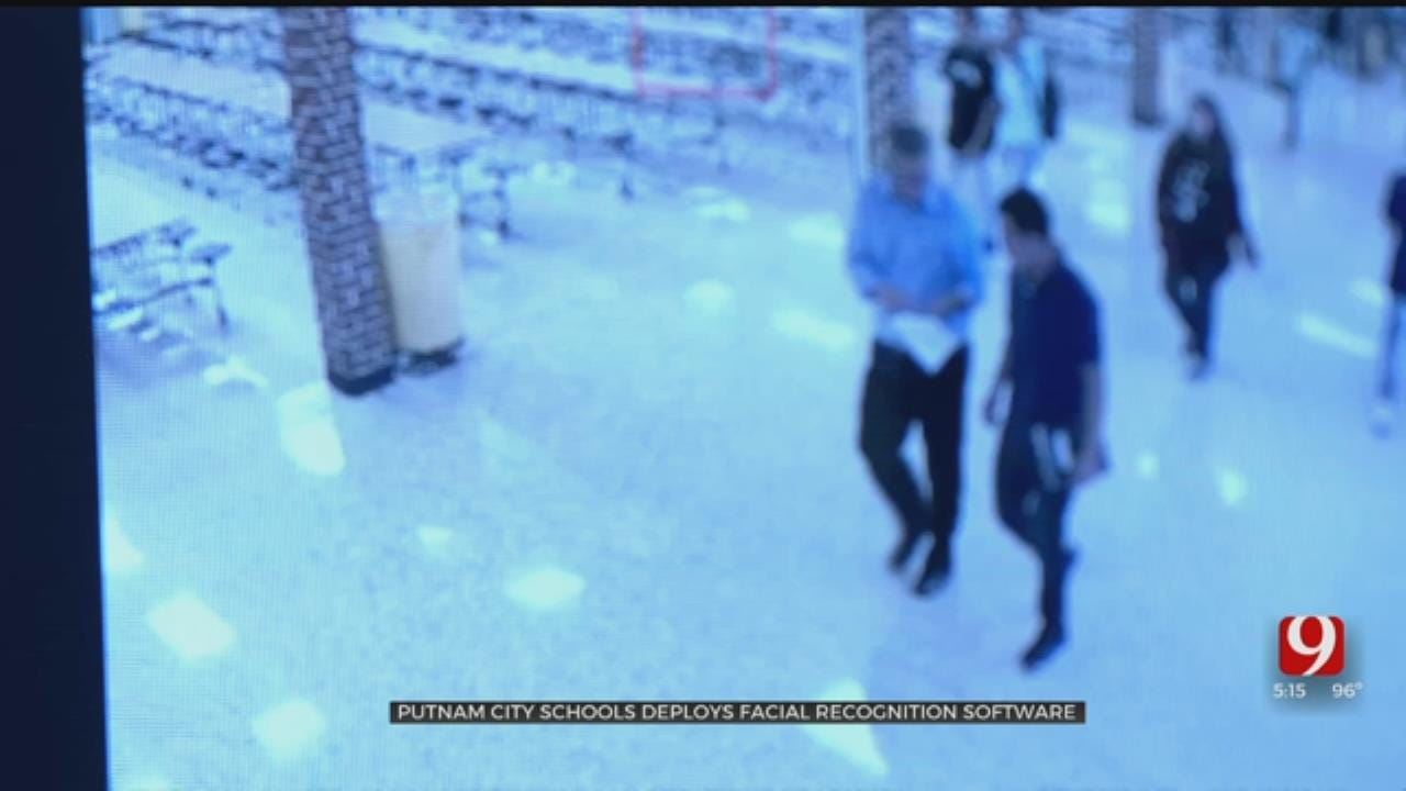 Putnam City Schools Step Up Security With Facial Recognition Software